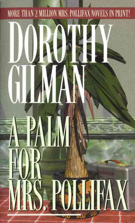 A Palm for Mrs. Pollifax By Gilman, Dorothy