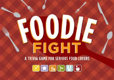 Foodie Fight By Lock, Joyce